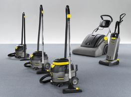 Karcher Authorised Dealer of Commercial & Industrial Vacuum Cleaners in Leicester & Northampton