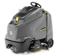 Karcher B 95 RS Industrial Commercial Step On Scrubber Dryer