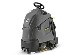 Karcher BR 55/40 RS Industrial Commercial Step On Scrubber Dryer