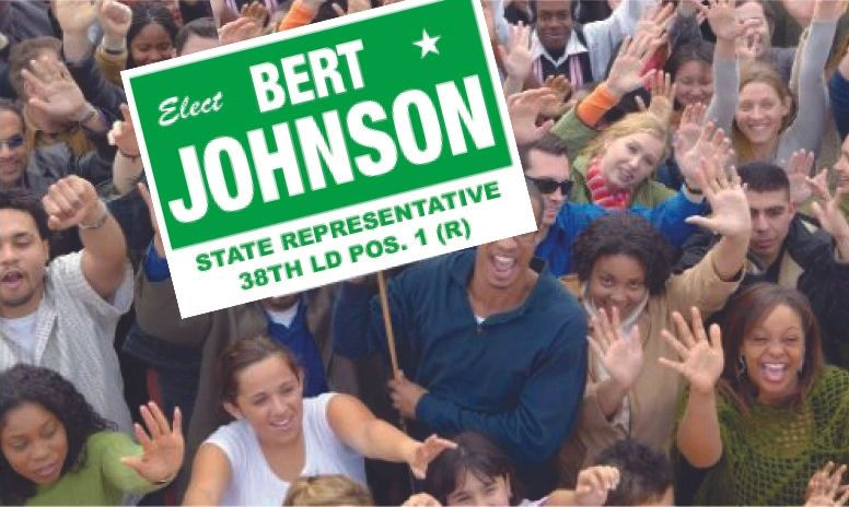 Vote for Bert Johnson For House in the 38th Legislative District