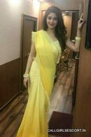 yellow saree call girl pune