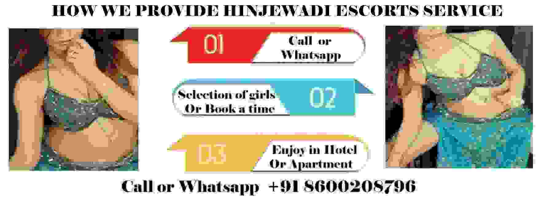 how we provide hinjewadi escorts service