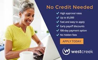 No Credit Check Financing $40 down 100 days to pay off same as cash!