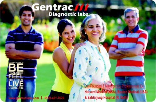 Gentrac Diagnostic Labs: Trusted Diagnostic Services