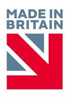 Proud to be manufactured in the UK