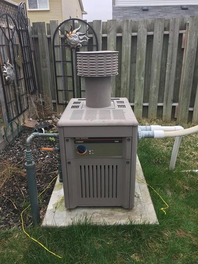 our services pool heater start up - Pool Heater Repair