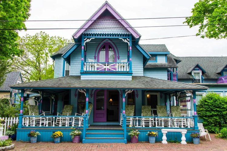 Classic victorian charm and hospitality.