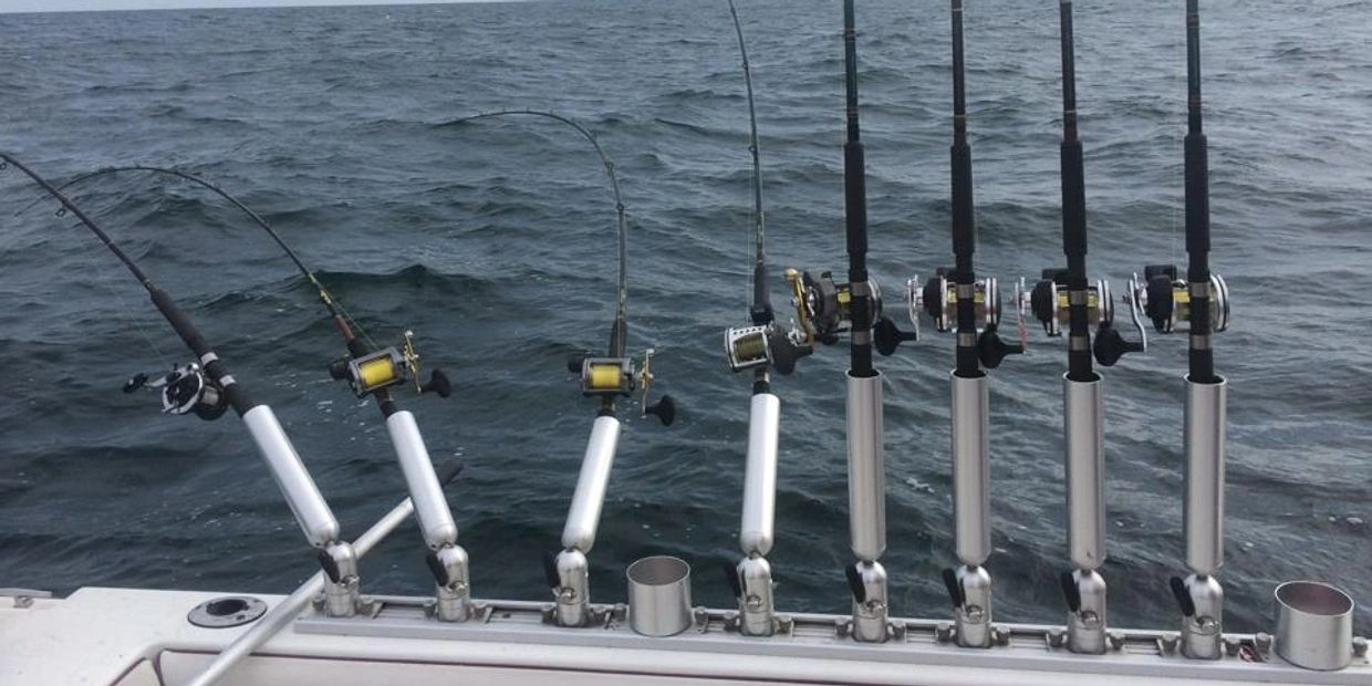 Conneaut Ohio Fishing Charters, Lake Erie Walleye Charters, Conneaut Ohio