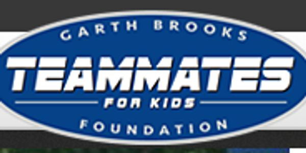 Garth Brooks Teammates for Kids Foundation gave us with a $2,000 grant to purchase children's fabic!