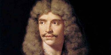 Photo de Molière Encyclopedia Britannica  https://images.app.goo.gl/6DWpA5xsngKoEJTq6