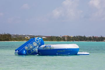 Water Trampoline / Bouncer Rentals at Five Cays Water Sports