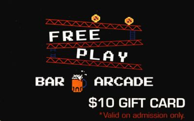 Free Play Gift Cards