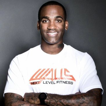 Lenny Walls Personal Trainer with Walls Next Level Fitness. Personal Training San Antonio.