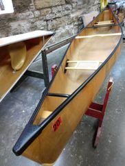 Gunwale Replacement | Northwest Canoe Company, Inc