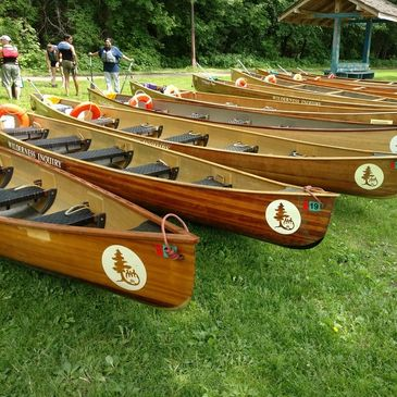 Northwest Canoe Company Inc Canoe Repair Canoe Building