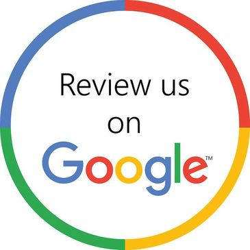 Google review button for Courtney Atkins, LMT and Therapyworks clinical and wellness massage