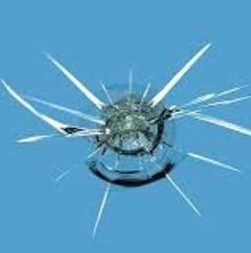 auto glass windshield rock chip