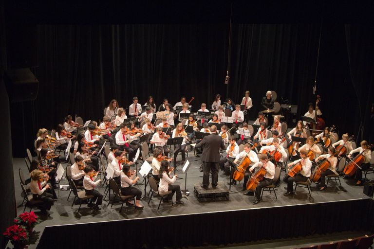 Ensemble performance photo