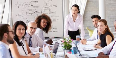 HR consulting firm in Tampa, FL. providing training for employees and executives.