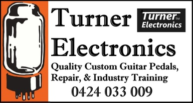 Turner Electronics Custom Tube Audio Sales, Repair & Training