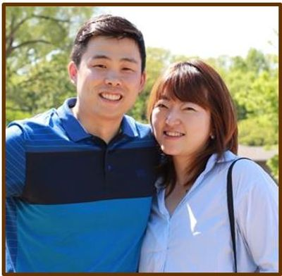 Dr. So Young Park and Husband