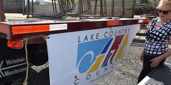 Lake Country Arts Council Volunteers
