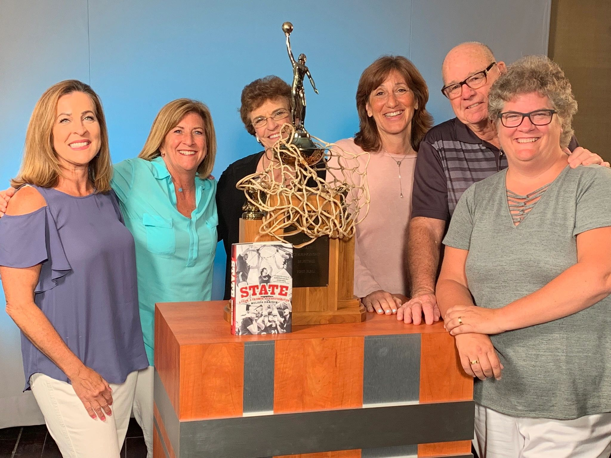 "{""blocks"":[{""key"":""f3fpd"",""text"":""Author Melissa Isaacson and her 1979 Niles West ILLINOIS State champion coaches & teammates featured in the book, ""State"".  Also on our episode ""Women in Sports: Where's the Love?""  https://soundcloud.com/jwkpeg/women-in-sports-wheres-the-love-special-guest-melissa-isaacson on #SoundCloud"",""type"":""unstyled"",""depth"":0,""inlineStyleRanges"":[],""entityRanges"":[],""data"":{}}],""entityMap"":{}}"
