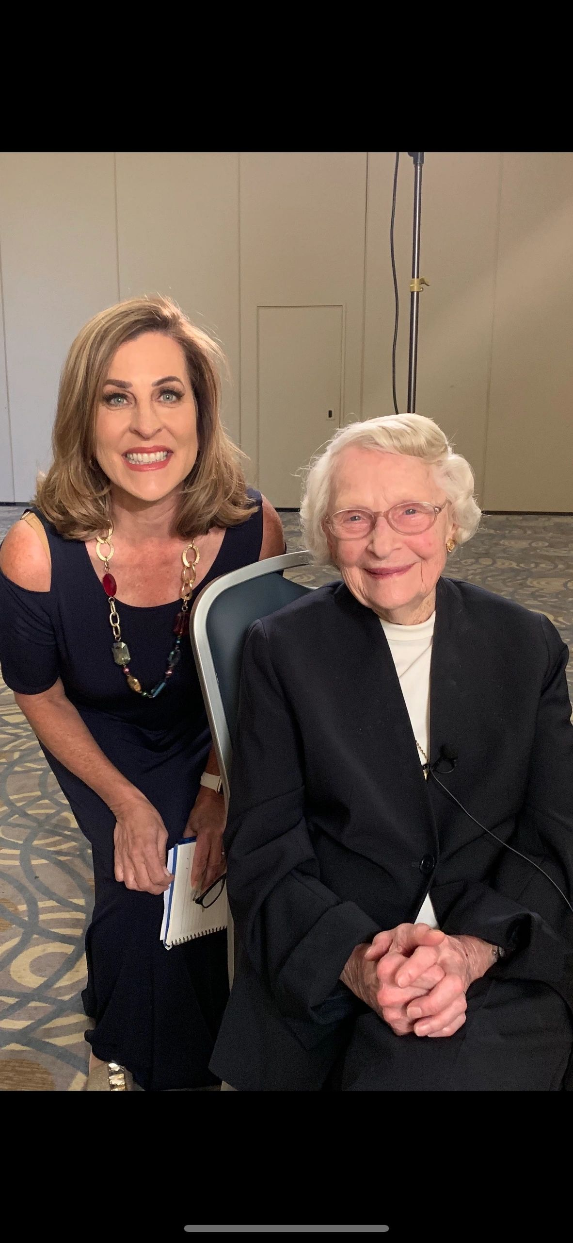 "{""blocks"":[{""key"":""ff235"",""text"":""Chicago Bears Owner Virginia McCaskey sits down with Peggy on the Bears 100th Anniversary.  From her college plans to her favorite players, this is living NFL  history!  Checkout episode 7 https://soundcloud.com/jwkpeg/chicago-bears-100th-with-virginia-mccaskey-and-hall-of-fame-writer-don-pierson\n"",""type"":""unstyled"",""depth"":0,""inlineStyleRanges"":[],""entityRanges"":[],""data"":{}}],""entityMap"":{}}"