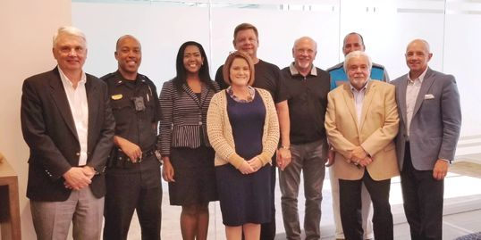 South Charlotte Partners meets with CDOT Director Liz Babson