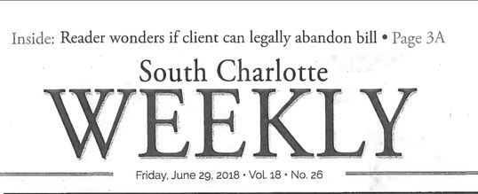 South Charlotte Partners featured in Charlotte Weekly article