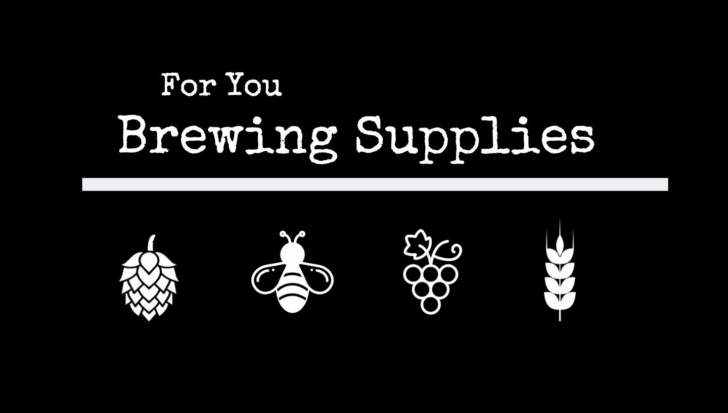 For You Brewing Supplies Logo