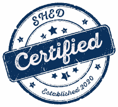 Shed Certified