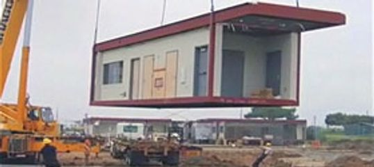 Modular buildings are  flexible, reliable and expandable method of construction.