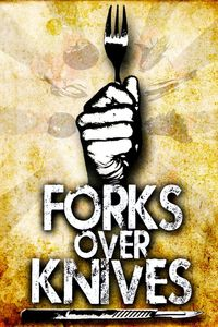 Forks over knives . awesome documentary . many diseases are food borne illnesses.