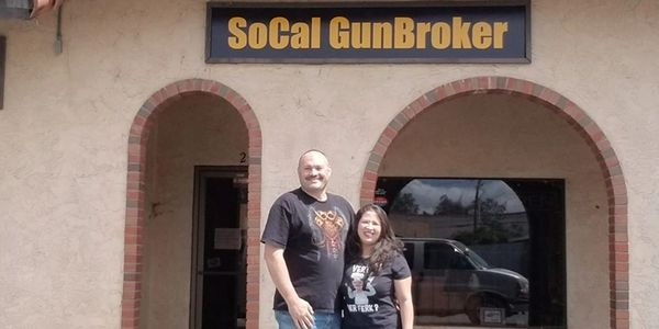 The owners of SoCalGunBroker