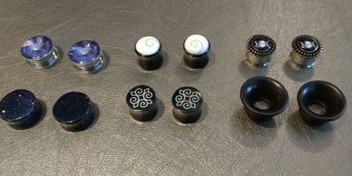 Plugs and Flesh Tunnels