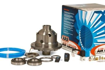 Differential Repair, Ring and Pinion Service, 411 Ring and Pinion Gear Upgrade , ARB Locker