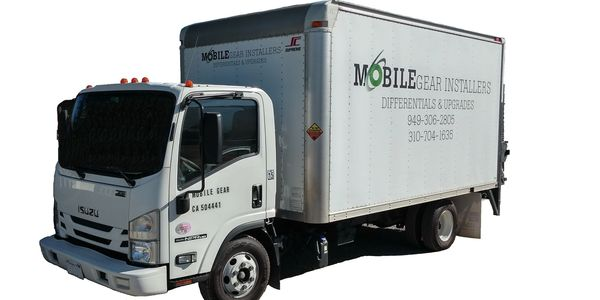 Mobilegear Installers On-Site Differential , Axle Repairs, Upgrade, Auto Repair, Off Road, 2WD, 4WD