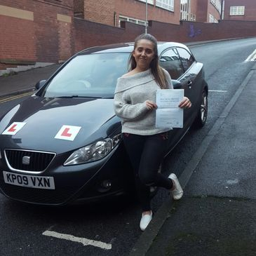 recommended driving school instructor sheffield