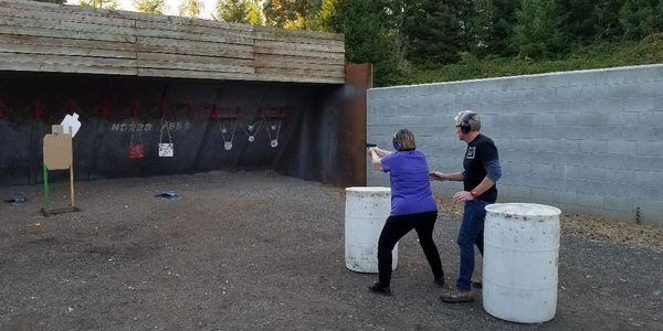 Live Fire Training With Certified NRA & Glock Instructors....