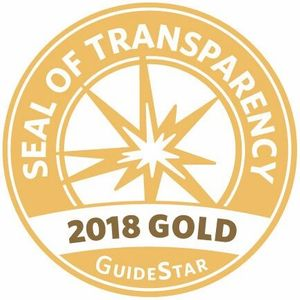 We achieved the 2018 Gold Seal @GuideStarUSA #nonprofitprofile Check us out.
