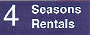 Four Seasons Rentals