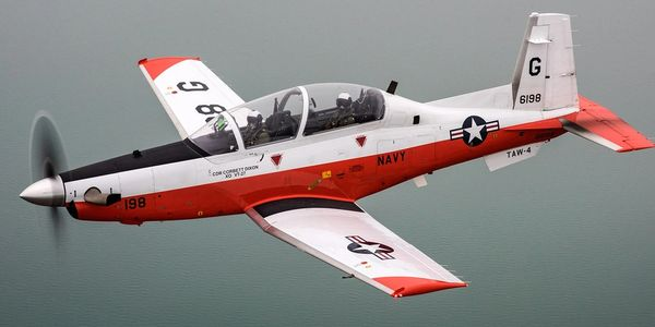 T-6B TEXAN II TURBOPROP TRAINER