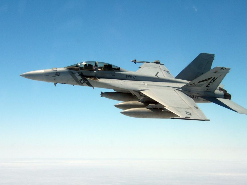 F/A-18 HORNET STRIKE FIGHTER
