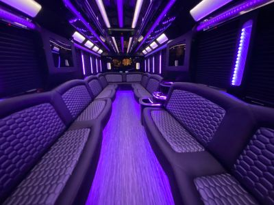 Vail Party Bus Hire