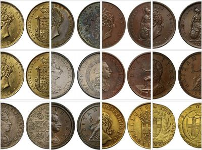 iconic bristish coins history coin collecting numismatics