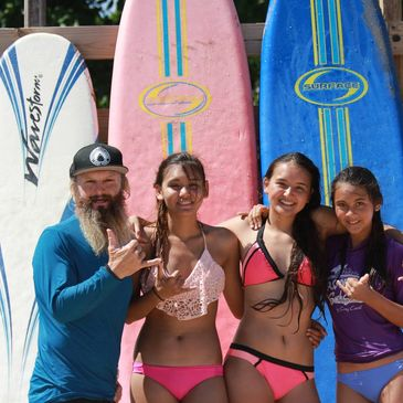 Surf Lessons, Excursions, Snorkeling Puerto Rico