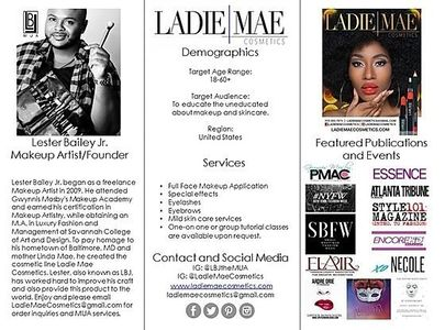 Ladie mae has was founded by Lester Bailey Jr.