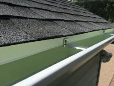 Continuous Seamless Gutters