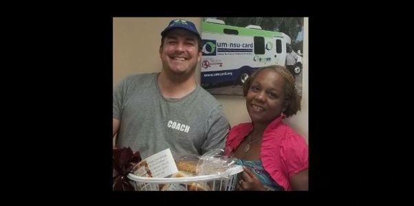 Special Needs Fitness Guru does Community Service in Miami,FL